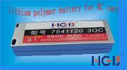 航模用锂电池